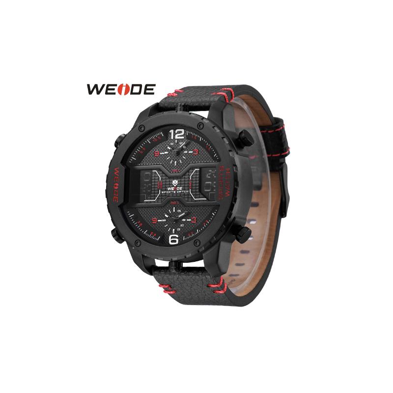 ... Pánské masivní hodinky Weide Luxury - Červené ... 7cf3bbb78b